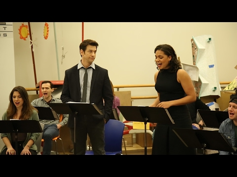 We Have These s on Repeat! Watch Andy Karl & the Cast of GROUNDHOG DAY Perform