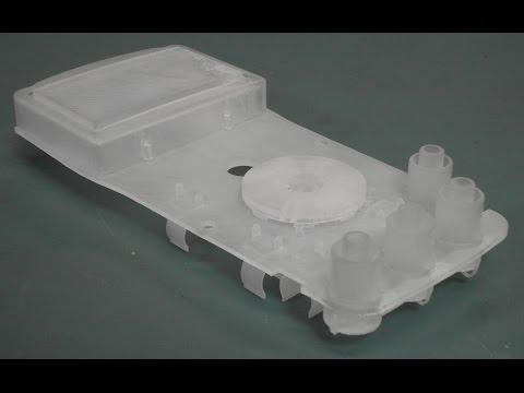 EEVblog Multimeter 3D Printed SLA case