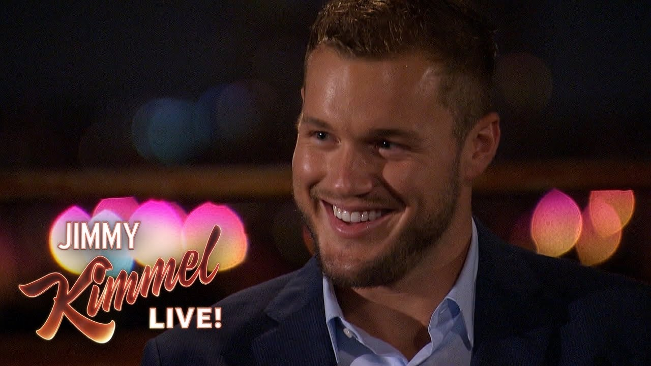 Jimmy Kimmel on Week 2 of The Bachelor & Colton's Virginity