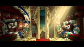 Трейлер мультфильма «Книга жизни»