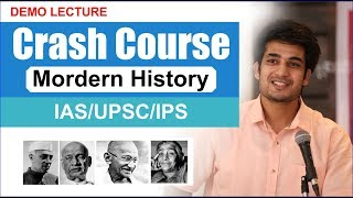 Modern Indian History Summary - UPSC/IAS Video 2018 - By Anuj Garg Coaching