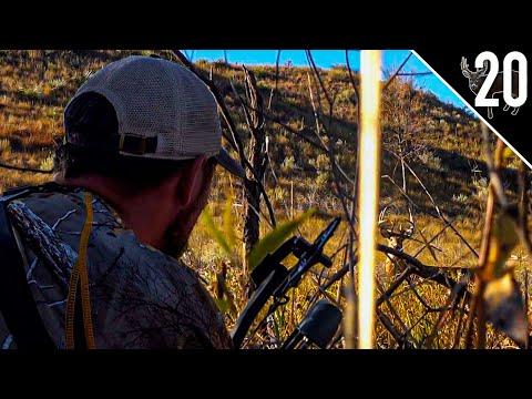 15 Yards From Bedded Buck! South Dakota Public Land