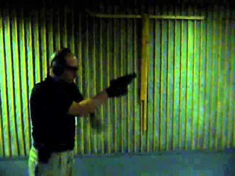 Glock 26 - 24 Rounds With Magtech 95grs. JSP-Flat