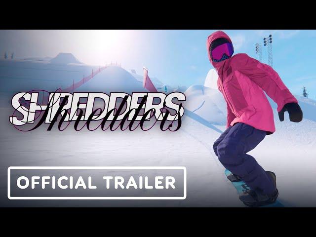 Shredders (видео)