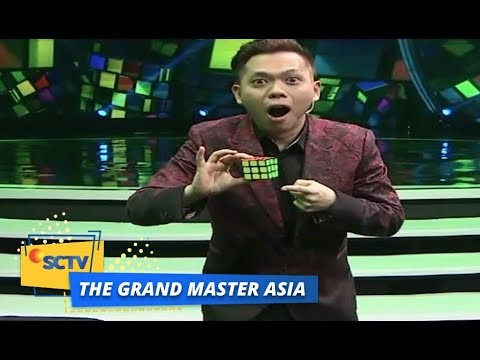 Magic Puzzle Jeremy Pei Sungguh Mempesona | The Grand Master Asia