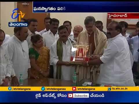 Nobel laureate Kailash Satyarthi Praises Mission Kakatiya