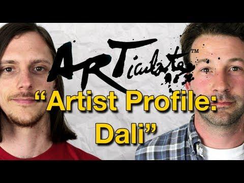 ARTiculate Episode 20 - Artist Profile: Dali