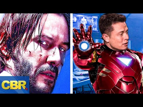 10 Real People You Didn't Know Were A Part Of The MCU