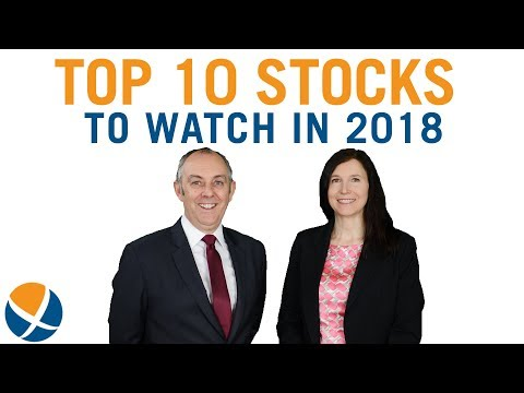 Top 10 Stocks to watch in the Australian Share Market in 2018