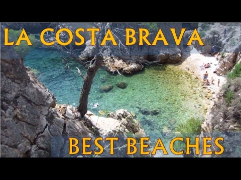 Costa Brava - Best beaches / Mejores playas / Millors platges