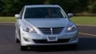 2012 Hyundai Genesis review Consumer Reports