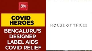 Bengaluru Fashion Label 'House Of Three' Dedicates 100% Profit To Covid Relief