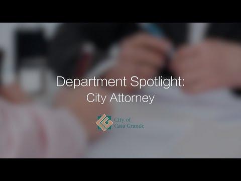 Department Spotlight: City Attorney