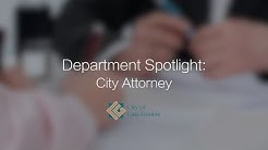 Department Spotlight: City Attorney