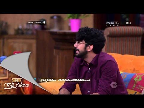 Ini Talk Show 16 Januari 2015 Part 1/4 - Reza Rahadian, Vidi Aldiano dan Teza Sumendra