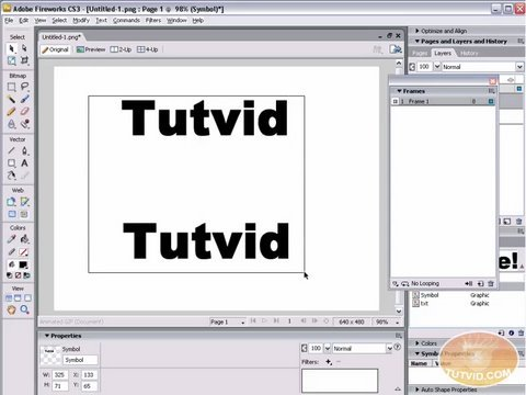 Adobe fireworks cs3 tutorial: fading a picture from black and.