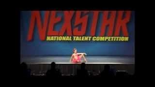 "Leila Stratman of THR!VE Dance Company performs ""Show Off"" (Age 9-11 Musical Theater Solo)"