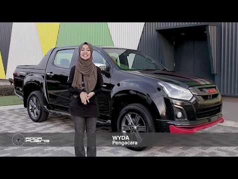 Isuzu D-Max X-Series 2018 – Roda Pusing Pengenalan