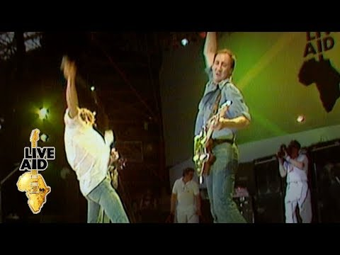 The Who - Won't Get Fooled Again (Live Aid 1985)