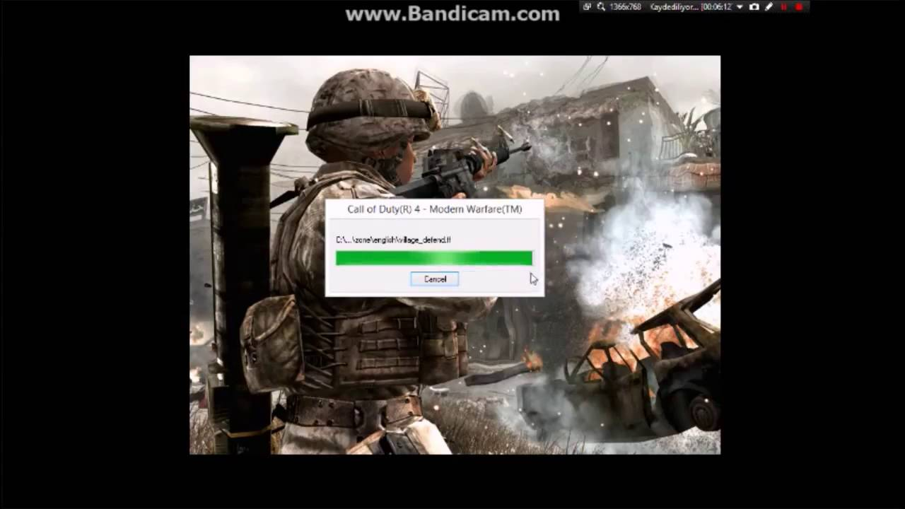 Call of duty 4 modern warfare download torrent youtube.