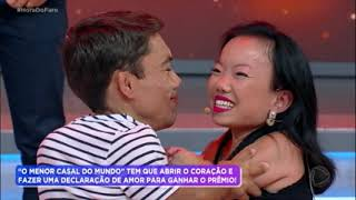 Baixar Katy e Paulinho Gigante fazem declaração de amor emocionante no Hora do Faro