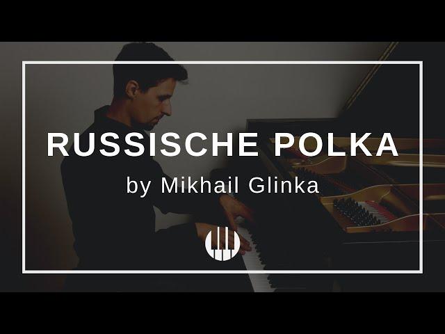 Russische Polka by Mikhail Glinka