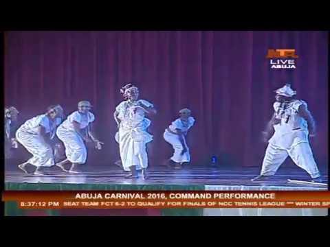 Abuja Carnival 2016