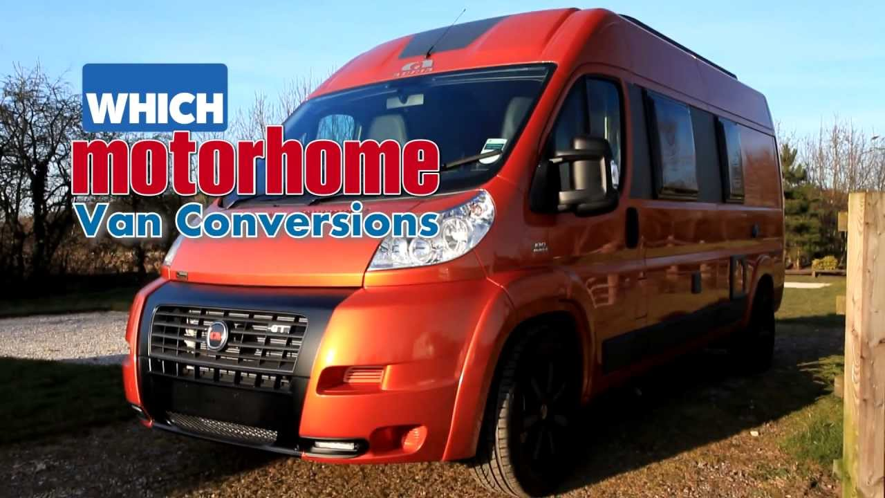 Van Conversion Review Adria Twin GT Which Motorhome Magazine