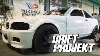 Drift Projekt - BMW e46 #15 - Bodykit