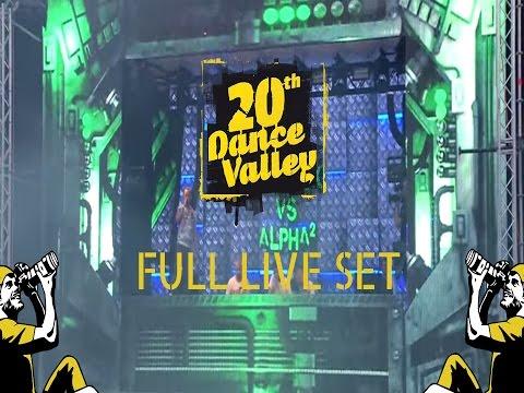 Deepack vs Alpha² | Live Set | Dance Valley 2014