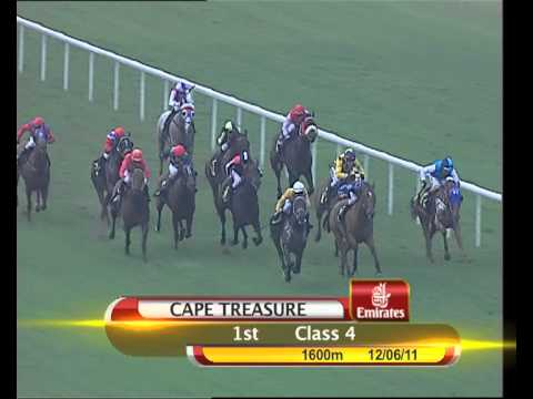 Emirates Singapore Derby 2011 Contenders: Cape Treasure