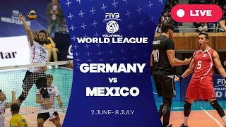 Video Germany v Mexico - Group 3: 2017 FIVB Volleyball World League download MP3, 3GP, MP4, WEBM, AVI, FLV November 2017