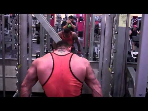 TotaLee Awesome Trap Exercise - behind back upright row