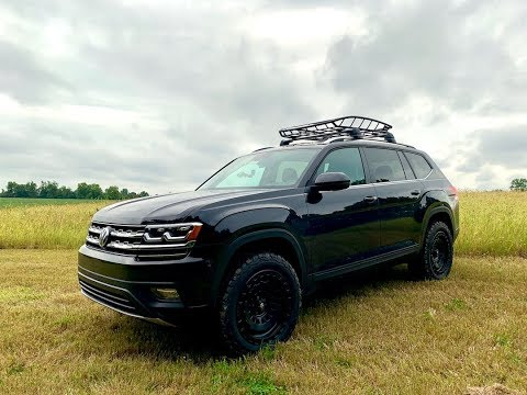 Modified 2019 VW Atlas Review