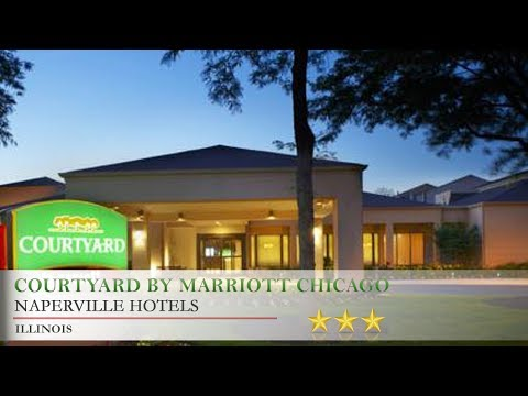Courtyard by Marriott Chicago Naperville - Naperville Hotels, Illinois
