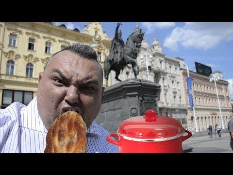 Bosanska SELJAČINA u Zagrebu