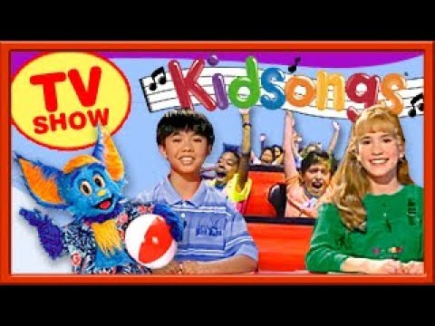 Roller Coasters Water Rides Kidsongs Tv Show Summer Fun Let S
