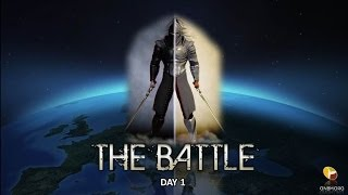 Prayer Warriors 365 Day 1- The Battle (Lesson)