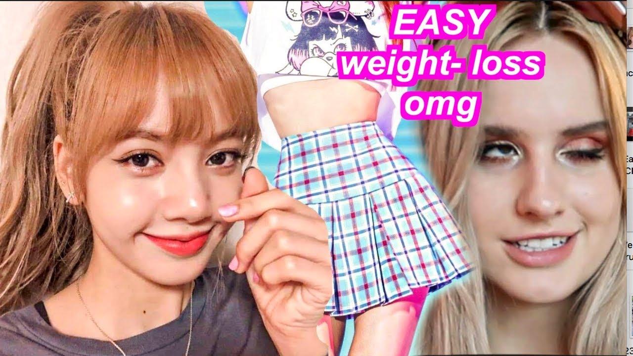 Eating Like Kpop Blackpink Lisa In Korea I Lost Weight Really Easily 블랙핑크 Youtube