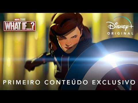 What If…? | Marvel Studios | Primeiro Conteúdo Exclusivo Legendado | Disney+