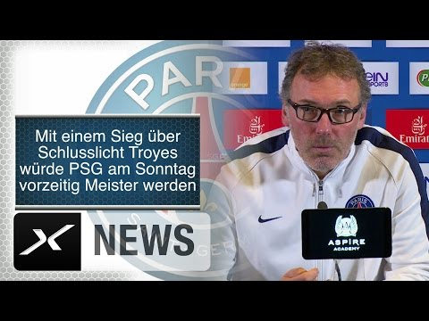 "Laurent Blanc: ""Wollen in Troyes Meister werden"" 