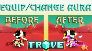 Скачать How To Equip And Change Auras On Your Crystal Gear In Trove