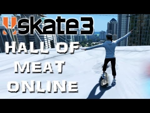 Skate 3 part 21 hall of meat online skate 3 funny moments
