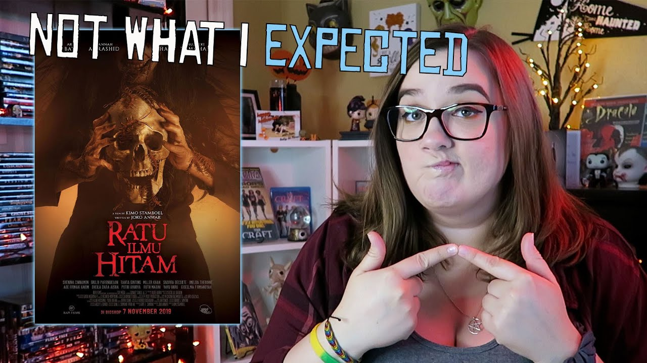 The Queen of Black Magic (2021) | Spoiler-Free Horror Movie Review