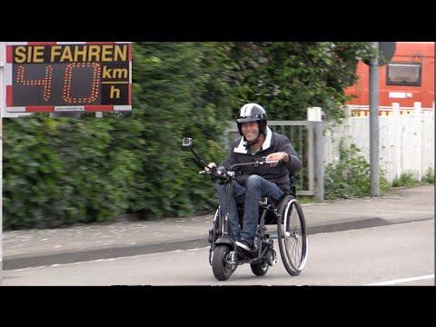 Rollstuhl gran canaria funnydog tv for Sedia a rotelle tuning