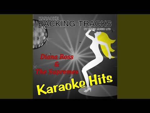 Remember Me (Originally Performed By Diana Ross) (Full Vocal Version)