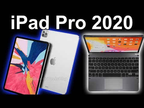 iPad Pro 2020 - Everything We Know!