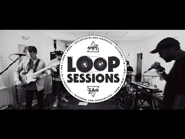 Tribes Of Jizu feat.  Afrob // Wenn Ich Groß Bin (Loop Sessions)