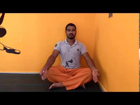 Indian Martial arts Master  Meditation The Legends Martial arts Training Academy Nellore