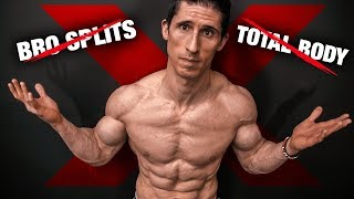 The Best Workout Split for MAXIMUM Muscle Gains thumbnail